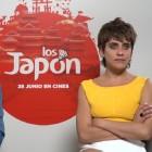 María León y Dani Rovira en la presentación de Los Japón