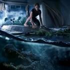Infierno bajo el agua - Poster