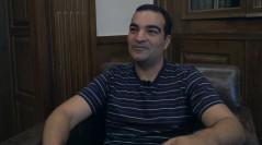 Martín Rosete en la presentación de Remember Me (2019)