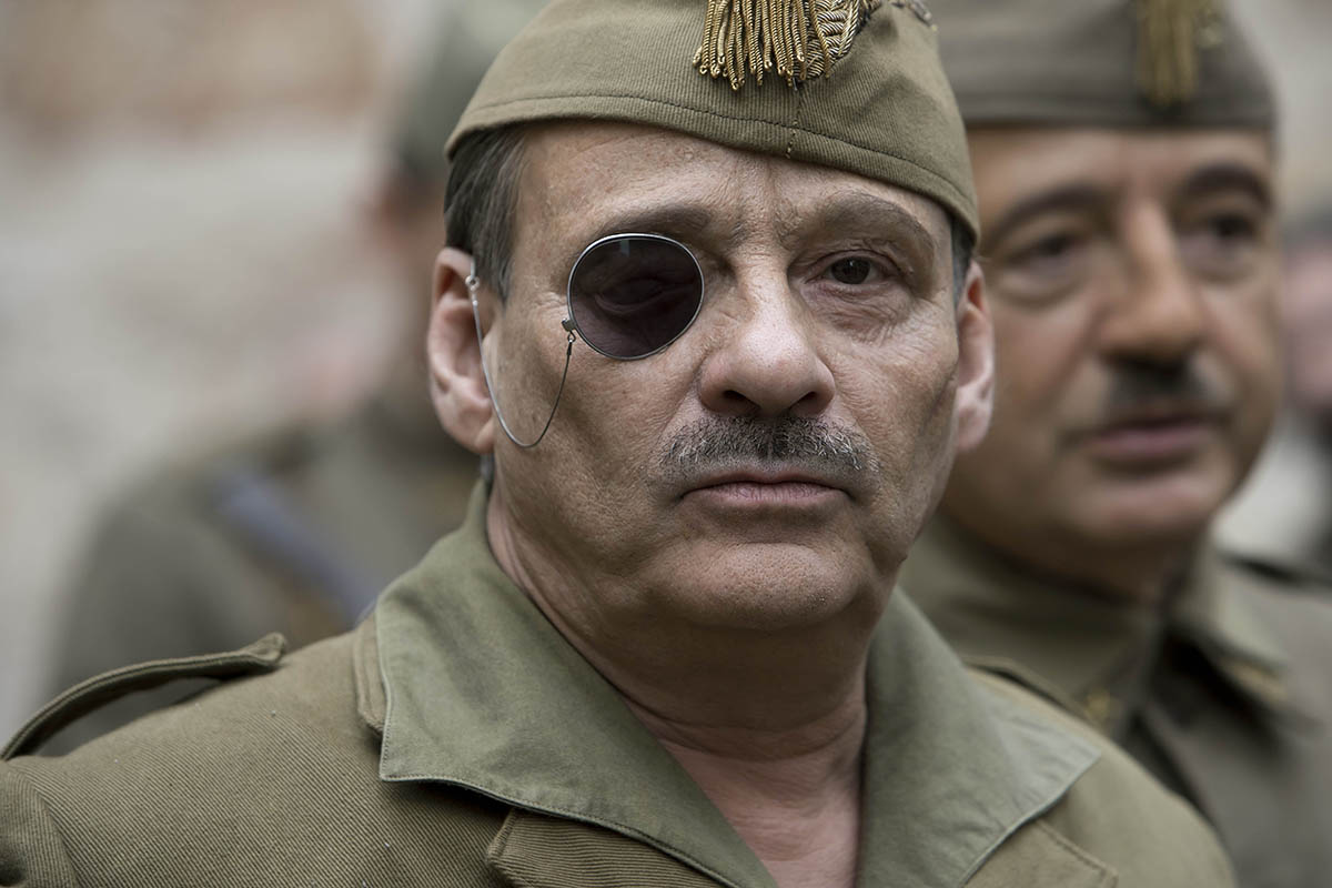 Eduard Fernández en Mientras dure la guerra