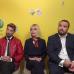 Adrián Lastra, Alexandra Jiménez y Franky Martín: «La vida es como es»