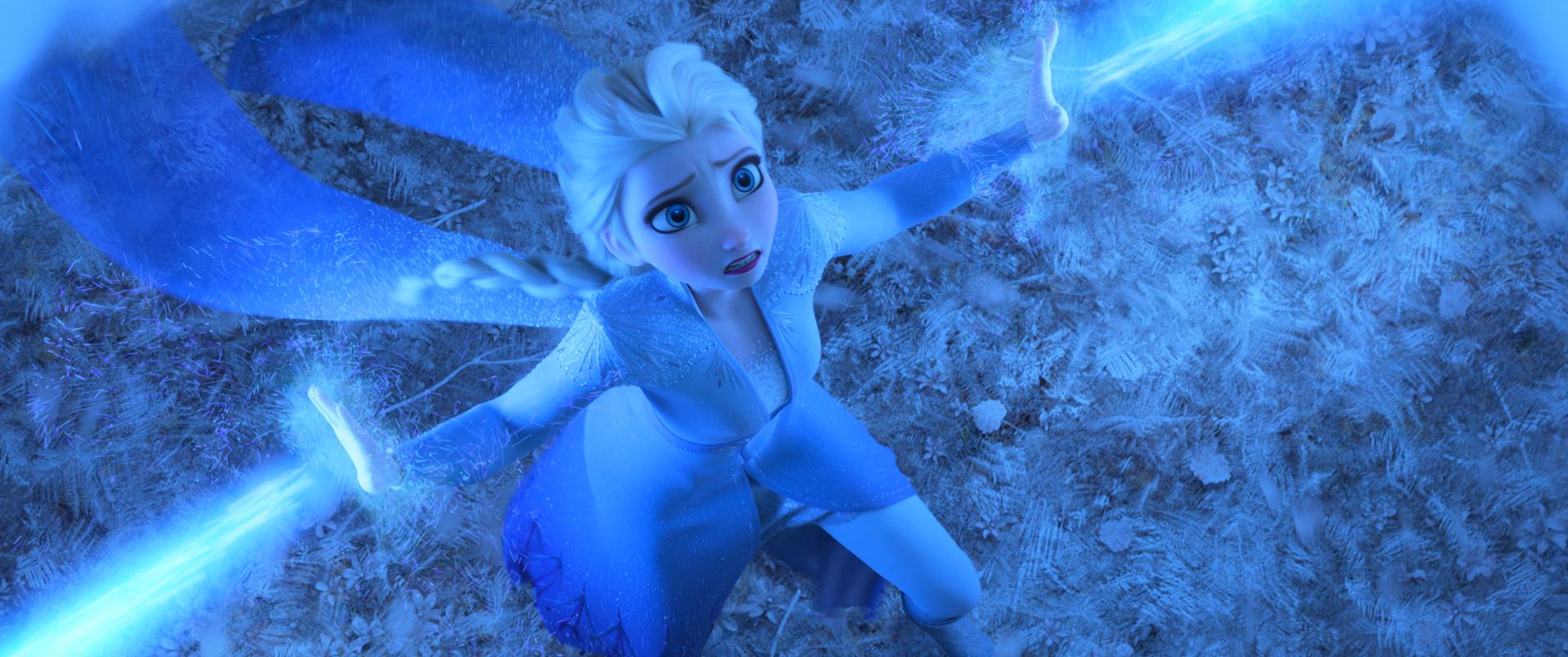 Elsa en Frozen II