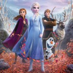 Frozen II - Poster final