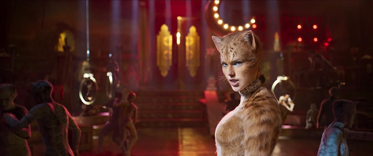 Taylor Swift en Cats
