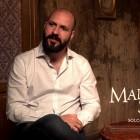 Albert Pintó y Javier Botet en la presentación de Malasaña 32