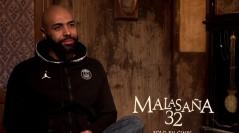 El Chojín en la presentación de Malasaña 32