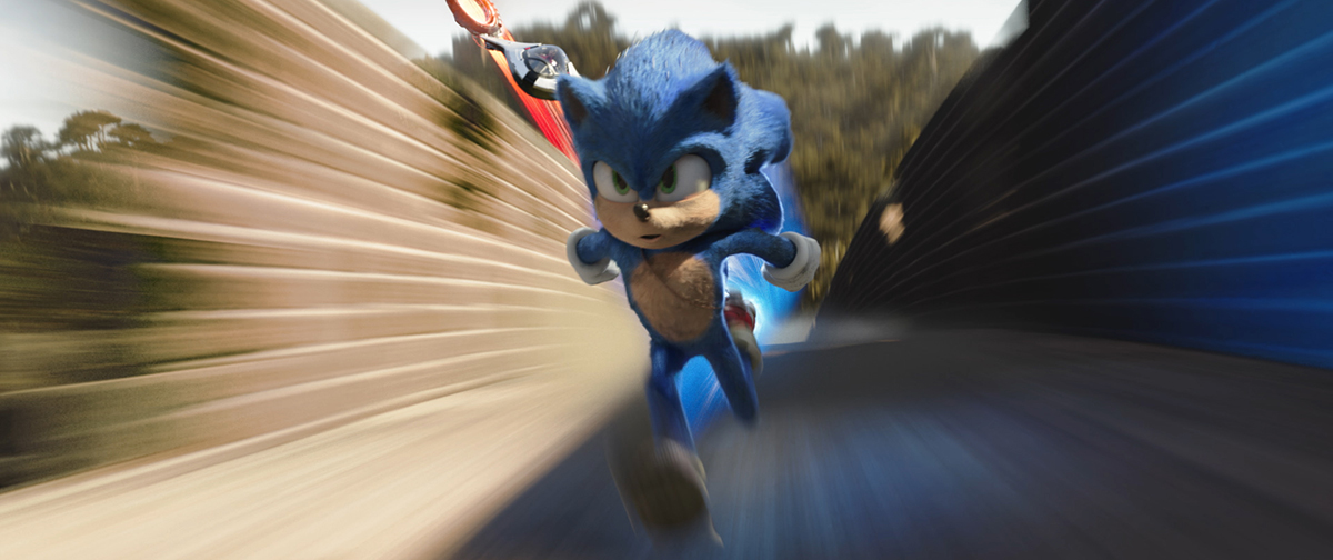 Sonic en Sonic: La película