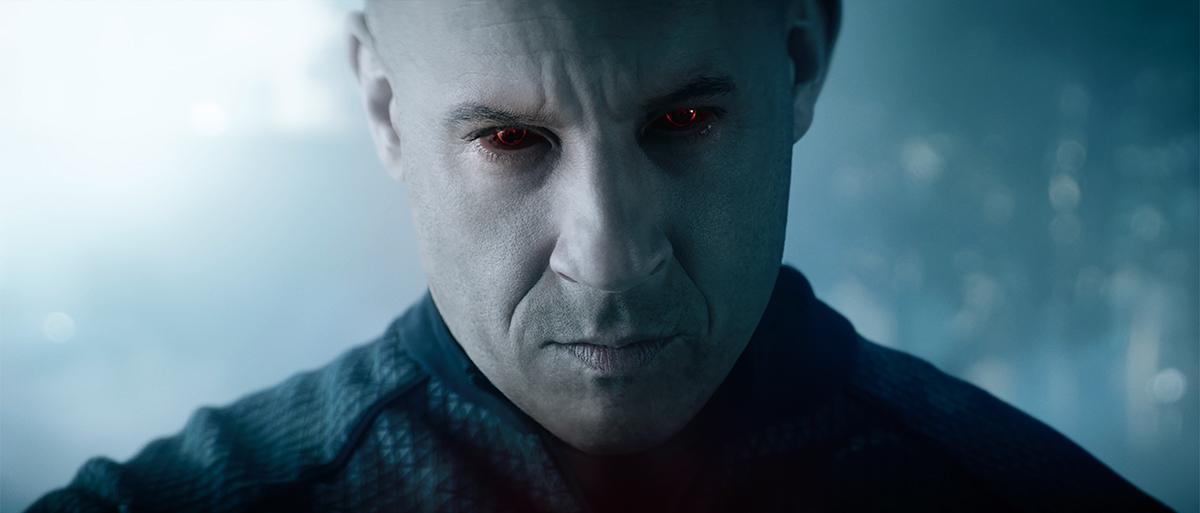 Vin Diesel en Bloodshot