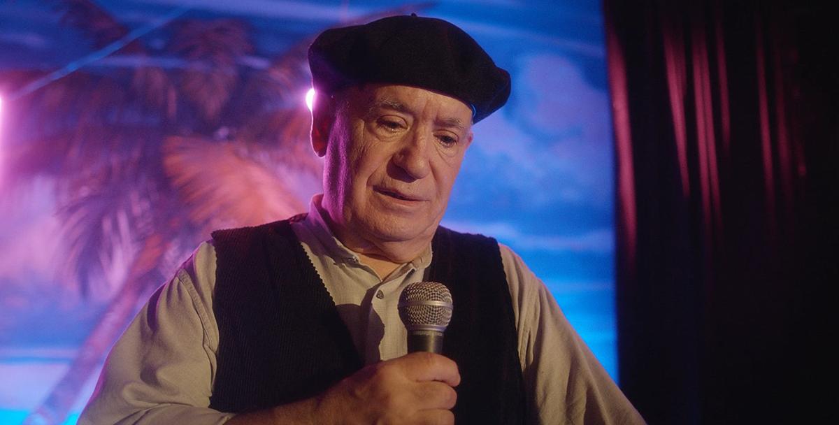 MigueL Ángel Tirado en El último show