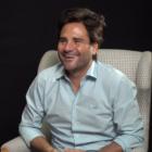 Álvaro Díaz Lorenzo en la presentación de La lista de los deseos
