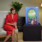 María León y Silvia Alonso en la presentación de La lista de los deseos