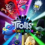Trolls 2: Gira mundial - Poster