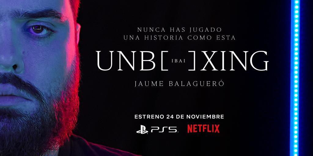 El 24 de noviembre se estrena el corto de Ibai en colaboración con Netflix y PlayStation