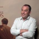 Carlos Sedes en la presentación de El verano que vivimos en el 68 Festival Internacional de cine de San Sebastián