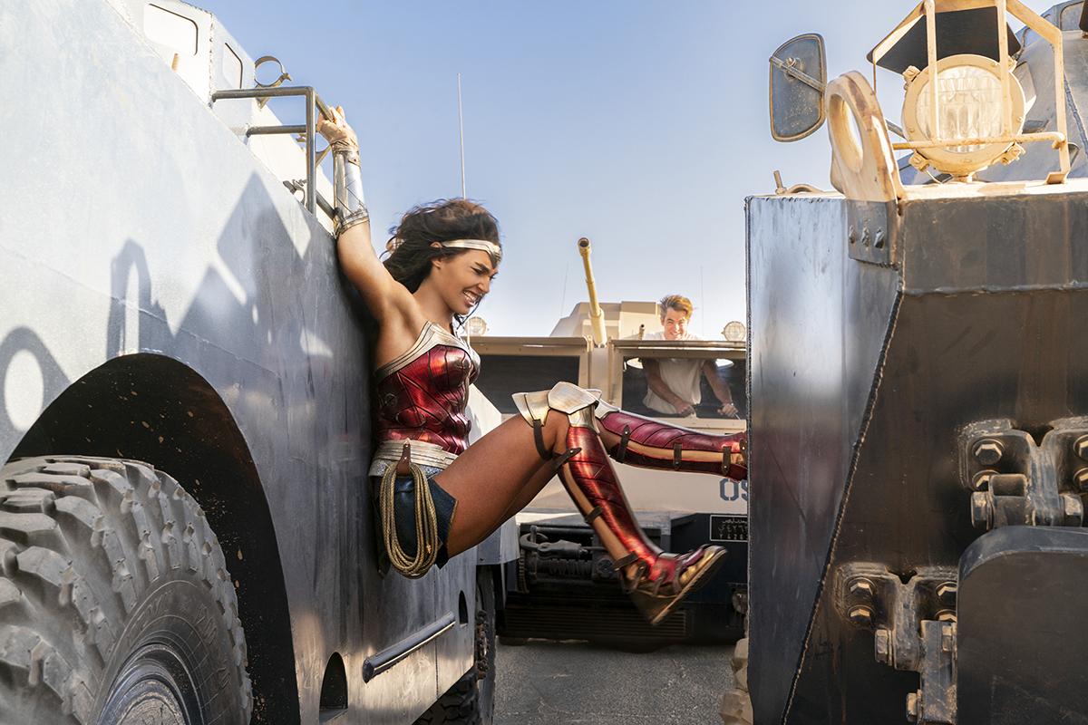 Gal Gadot en Wonder Woman 1984