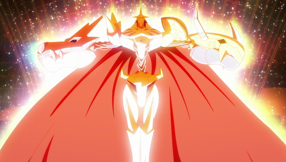 Omnimon en Digimon Adventure: Last Evolution Kizuna