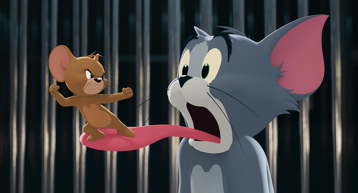 Jerry y Tom en Tom y Jerry
