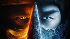 Mortal Kombat (2021) - Poster
