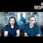 Rodo Sayagues y Fede Alvarez en la entrevista de No respires 2