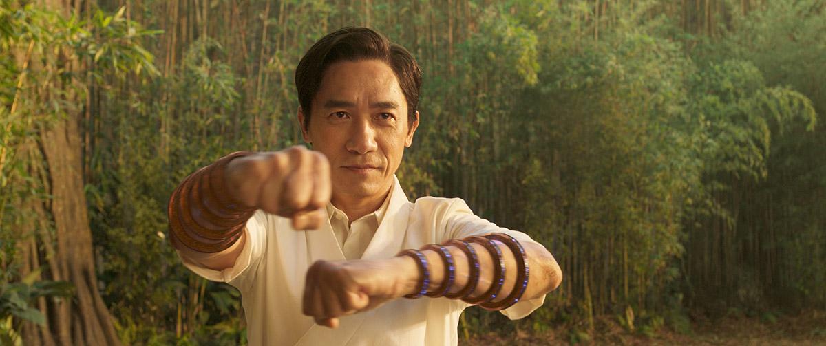 Tony Leung en Shang-Chi y la leyenda de los diez anillos